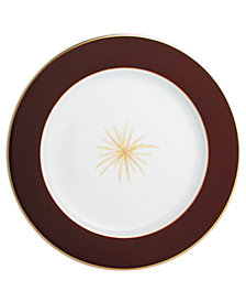 "Bernardaud ""Etoiles"" Service Plate"