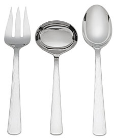 Reed & Barton Silver Echo 3-Piece Serve Set