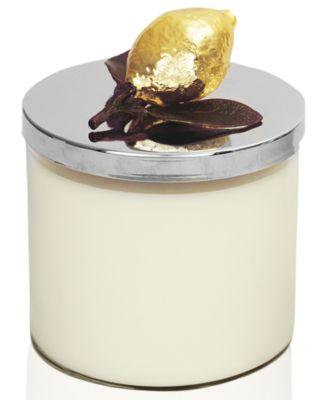 Lemonwood Candle