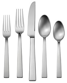 18/10 Stainless Steel 20-Pc. Aero Flatware Set, Service for 4