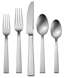 Oneida 18/10 Stainless Steel 20-Pc. Aero Flatware Set, Service for 4