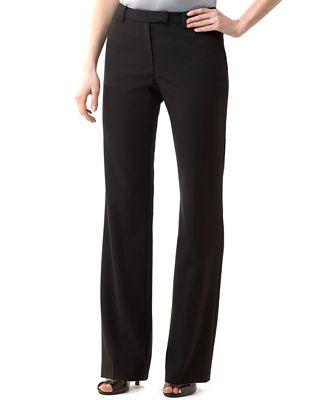 Calvin Klein Madison Stretch Dress Pants Pants Women Macy S