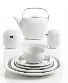 "Rosenthal ""Suomi White"" Dinnerware Collection"
