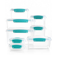 Martha Stewart Collection 16-Piece Meal Prep Container Set