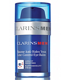 ClarinsMen Line Control Eye Balm, 0.6 oz