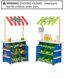 Melissa & Doug Grocery Store and Lemonade Stand