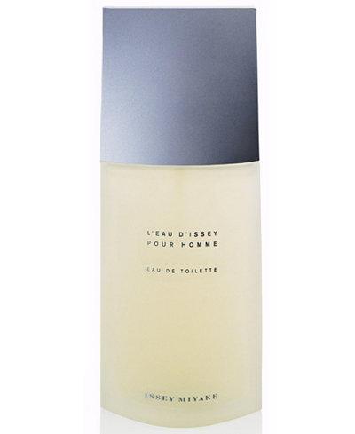 Issey Miyake Men's L'Eau d'Issey Pour Homme Eau de Toilette Spray, 6.7 oz