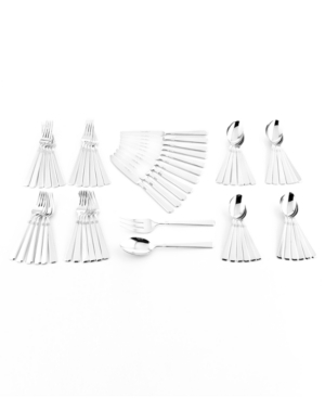 Zwilling J.a. Henckels Metrona 18/10 Stainless Steel 62-Pc. Flatware Set, Service for 12