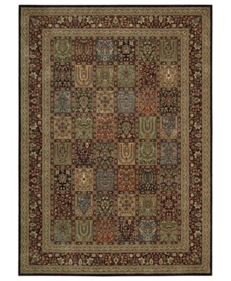 nourison area rug persian arts bd01 multi color 2u0027 x 3u0027