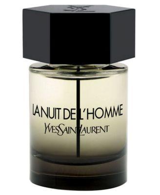 Men's La Nuit de L'Homme Eau de Toilette, 3.3 oz.