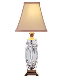 Waterford Lamp, Finn Accent 19""