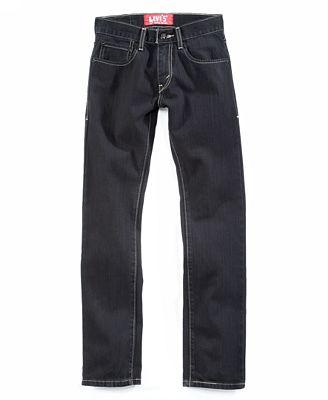 Slim-fit jeans in matte stretch denim BOSS