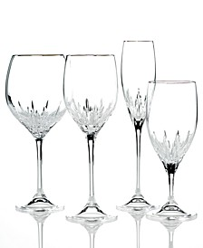 Duchesse Platinum Stemware Collection