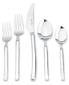 Zwilling J.A. Henckels TWIN® Brand Opus 18/10 Stainless Steel 45-Pc. Flatware Set, Service for 8