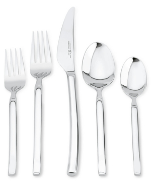 Zwilling J.a. Henckels Twin Brand Opus 18 / 10 Stainless Steel 45-Pc. Flatware Set, Service for 8