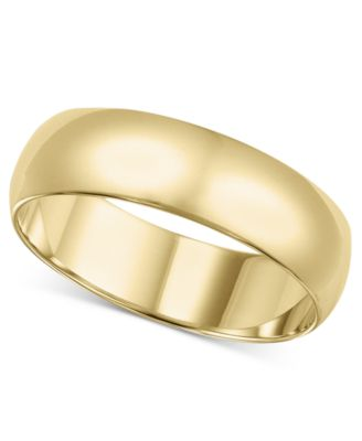 d gold products anthony footprints bands hsn ring band jewelry michael