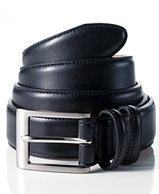 Big and Tall Leather Dress Belt