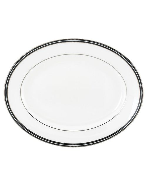kate spade new york Union Street Oval Platter