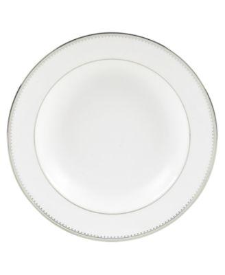 Dinnerware, Grosgrain Rim Soup Bowl