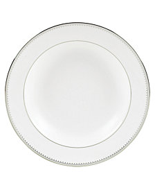 Vera Wang Wedgwood Dinnerware, Grosgrain Rim Soup Bowl