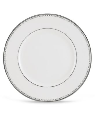 Pearl Platinum Dinner Plate