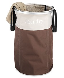 "Whitmor Java ""Laundry"" Hamper, Portable"