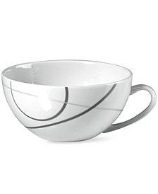 Mikasa Dinnerware, Geometric Circles Teacup