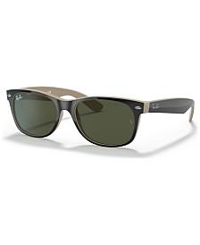 74416468e63726 Ray-Ban Sunglasses, RB2140 ORIGINAL WAYFARER - Sunglasses by ...