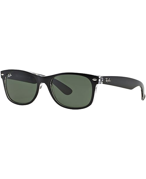 Sunglasses, RB2132 NEW WAYFARER COLOR MIX
