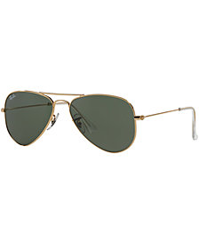 Ray-Ban Sunglasses, RB3044 AVIATOR SMALL