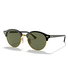 Ray-Ban CLUBROUND Sunglasses, RB4246 51