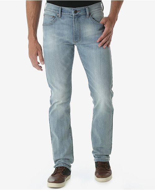 1bf78be3 Wrangler Men's Slim Fit Jeans & Reviews - Jeans - Men - Macy's