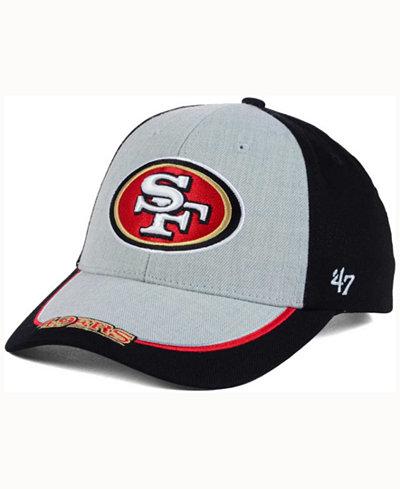 '47 Brand San Francisco 49ers Gabbro MVP Cap