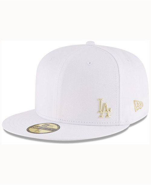 buying now factory outlet get new New Era Los Angeles Dodgers Flawless OGold 59FIFTY Cap & Reviews ...
