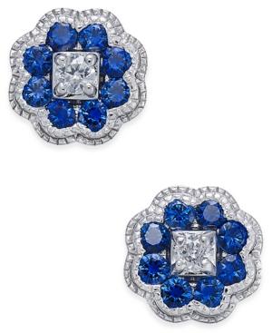 Sapphire (5/8 ct. t.w.)...