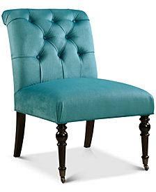 Salena Dining Chair, Quick Ship