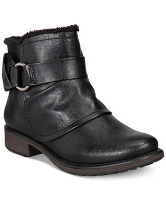 Bare Traps Season Ankle Booties