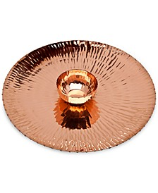 Copper Chip & Dip Set