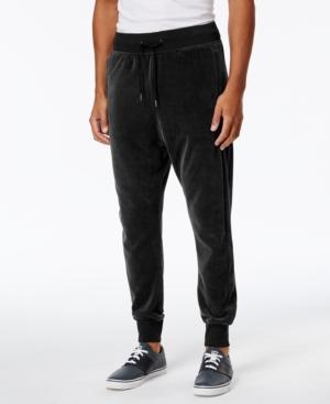 Puma Men's Velour T7 Track Pants