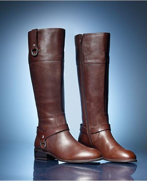 461656e41ad Lauren Ralph Lauren Mesa Riding Boots   Reviews - Boots - Shoes - Macy s