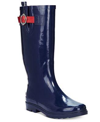 Nautica Women's Lovise Rain Boots
