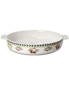 French Garden Round Baking Dish