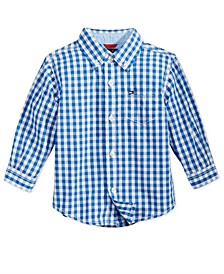 Baby Boys Baxter Plaid Shirt