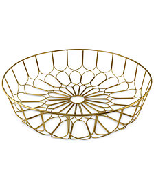 CLOSEOUT! Thirstystone Old Hollywood Large Wire Tray
