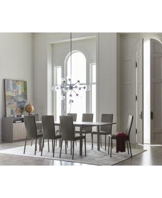 CLOSEOUT Macchiato Dining Furniture Collection