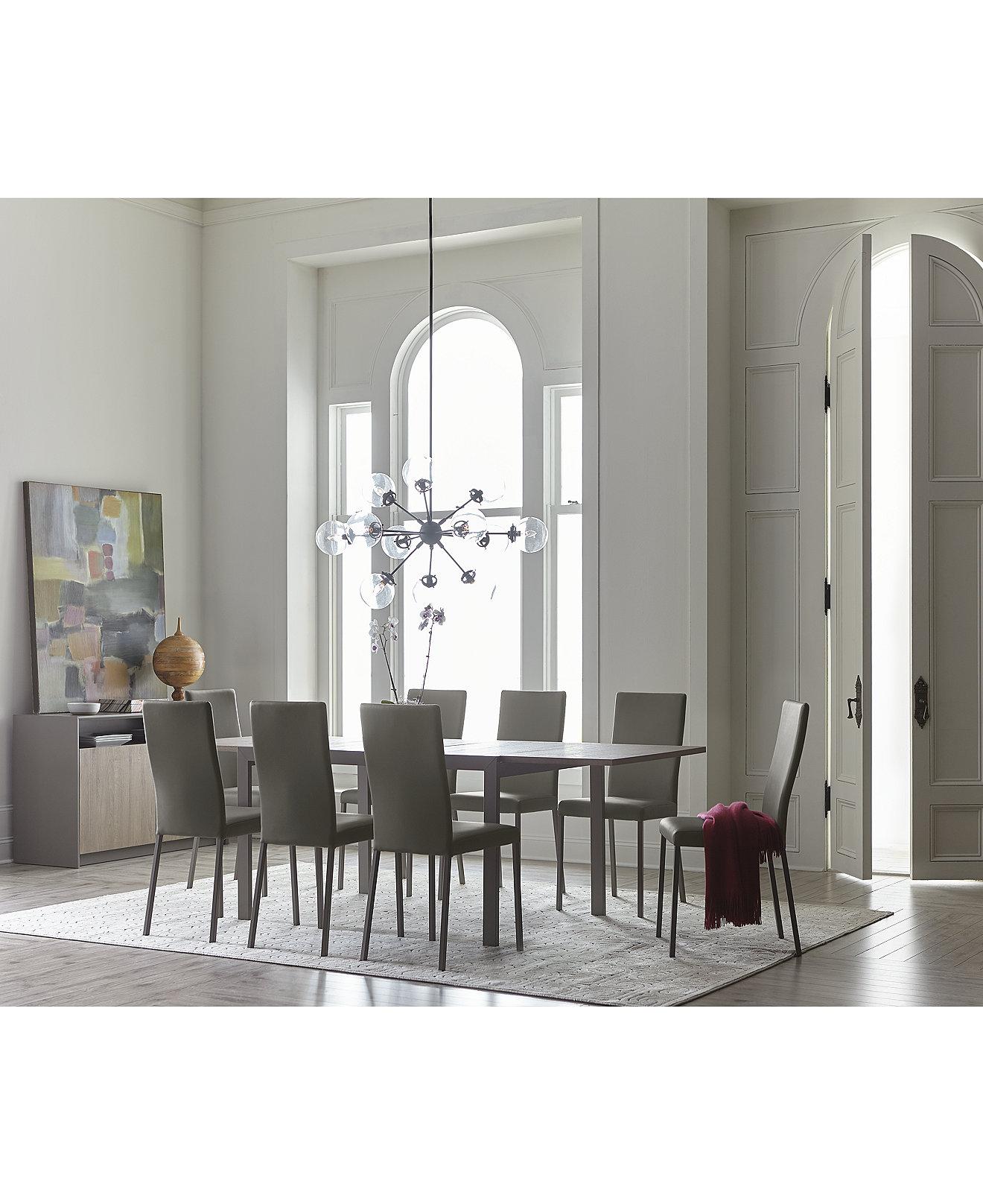 Macchiato Dining Furniture Collection