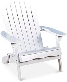 Collyer Adirondack Chair, Quick Ship