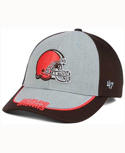 '47 Brand Cleveland Browns Gabbro MVP Cap