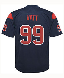 Nike JJ Watt Houston Texans Color Rush Jersey, Big Boys (8-20)