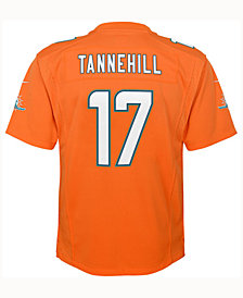 Nike Ryan Tannehill Miami Dolphins Color Rush Jersey, Big Boys (8-20)